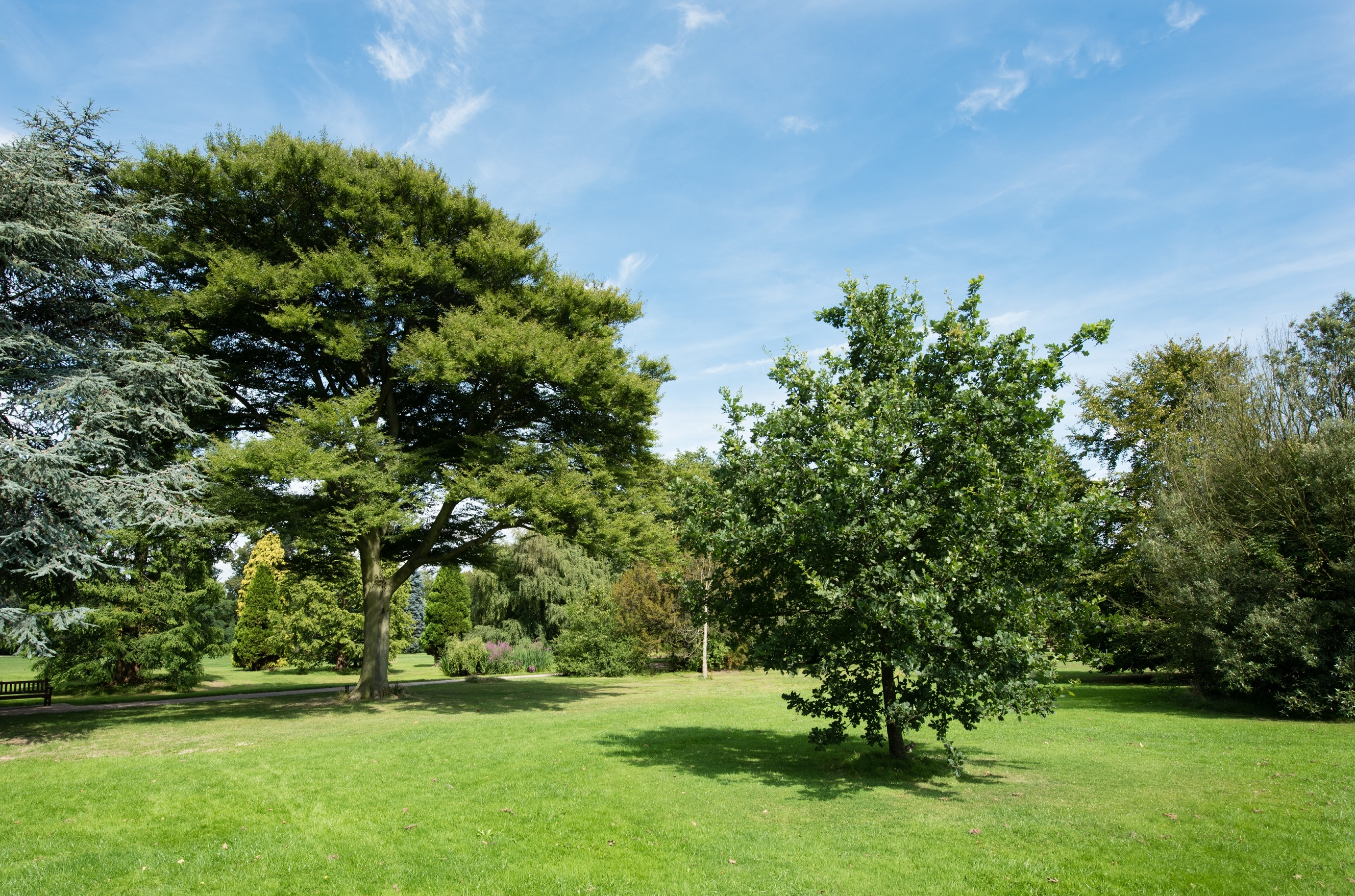 Markeaton Park is recognised as one of the UK's very best green spaces
