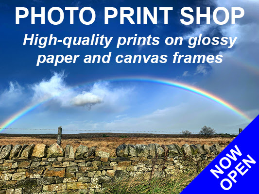 Photo Print Shop: Now available on the Dronfield Arts Festival website!