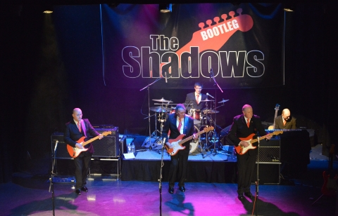 The Bootleg Shadows Thu 13 Apr, 7:30pm Derby LIVE's Guildhall Theatre