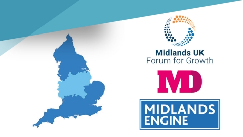 Derby stars at Midlands UK Forum for Growth