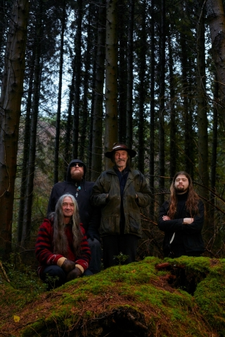 "Psychedlic ""space rockers"" Hawkwind will be in concert at Buxton Opera House in May."