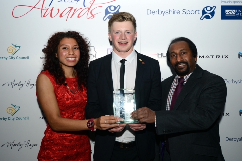 Derbyshire Sports Awards 2015