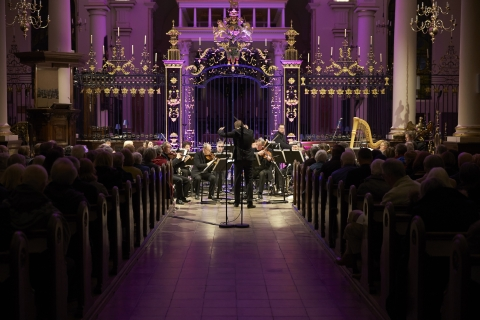 Classical Treat In Store For Cathedral Concert Goers