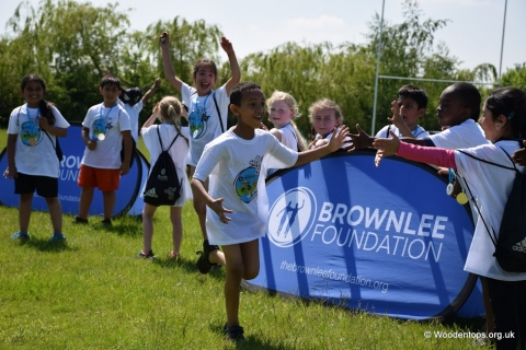 Brownlee Brothers Invite Local Pupils To Triathlon Taster