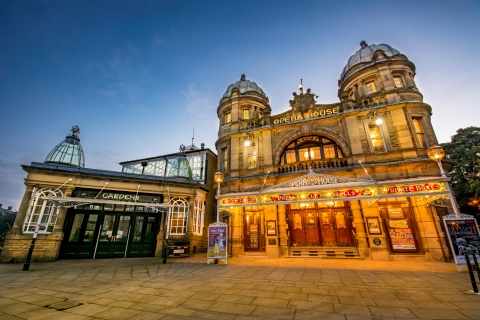 New Website for Buxton Opera House