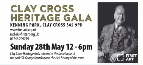 Clay Cross Heritage Gala seeks artisans & local producers