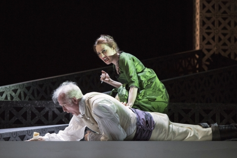 English Touring Opera is back in Buxton delivering an exciting double-bill of world famous opera