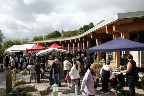 Stallholders and performers wanted for Eco Centre 'Made in Derbyshire' Summer Fair