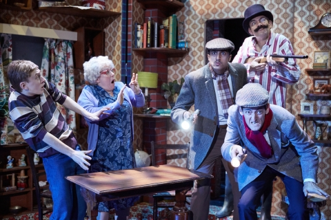 Gangsta Granny is coming to Buxton Opera House Wednesday 12 to Sunday 16 April