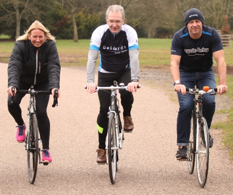 Geldards support Derby Spring Classic Sportive