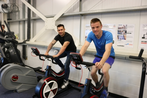 Superbike Champs Open Refurbished Gym