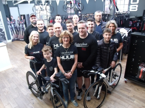 HUUB Academy Launch Supports Sporting Ambitions