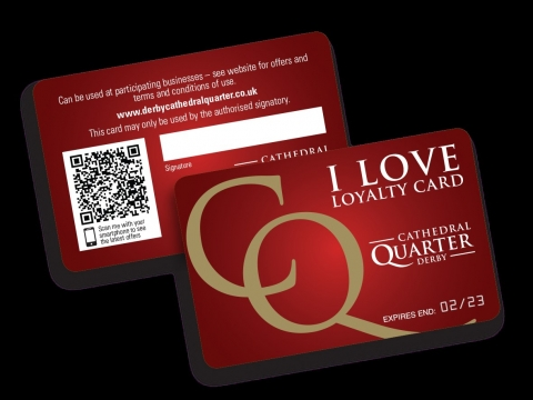 New Cathedral Quarter Loyalty Scheme and website Launched
