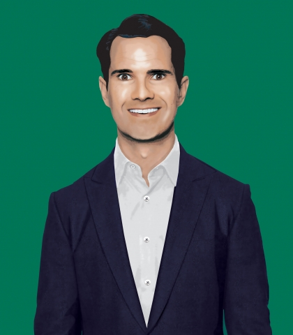 Jimmy Carr to headline at Derby Comedy Festival 2015