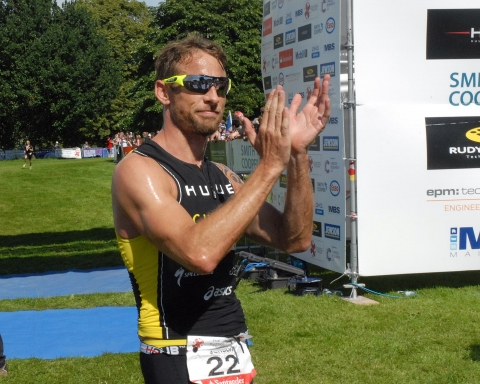 Jenson Button Trust Triathlon To Support Local Young People