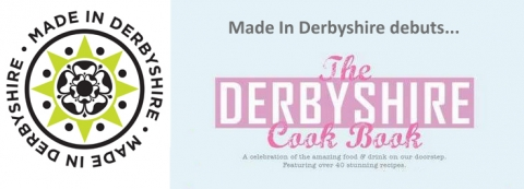 Join Made In Derbyshire at the Derbyshire Food Fair this weekend and grab a copy of the Derbyshire Cook Book!