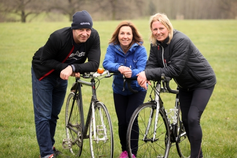 Cyclists Gear Up For Sportive Challenge