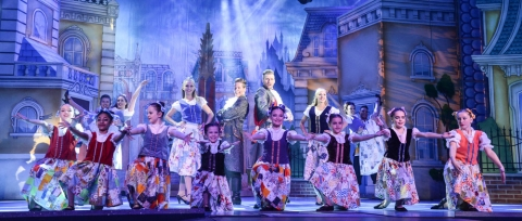 Pantomime Dance Auditions Announced