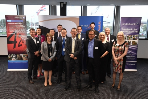 Rail Employment and Skills Academy Highlights Industry Career Opportunities