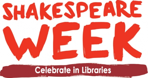 Call for libraries to get ready for Shakespeare Week 2015