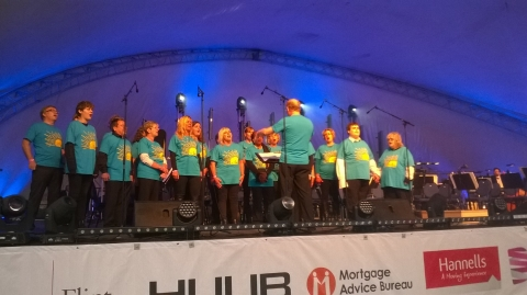 Sing Viva – Derbyshire Carers Choir Appeals For Public Support