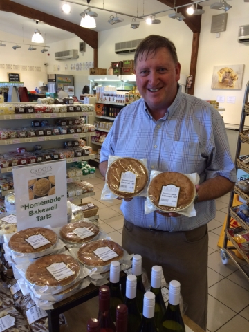 Croots Farm Shop a finalist in the Great British Food Farm Produce Awards 2015