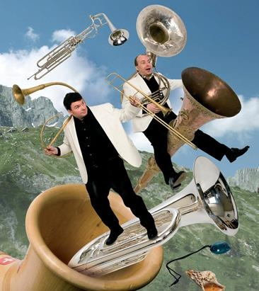 Music at Duffield presents  Travelling by Tuba