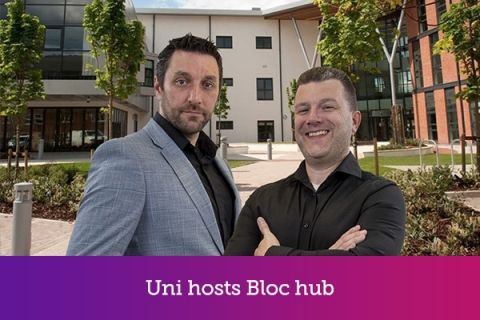 Uni hosts Bloc hub