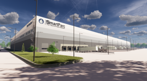 SmartParc submits plans for 155-acre high-tech food campus