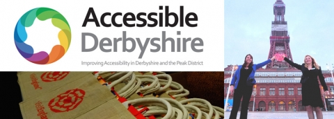 Accessible Derbyshire joins the Visit England 'Think Tank'