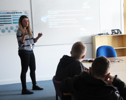 Apprenticeship Roadshow Inspires Next Generation