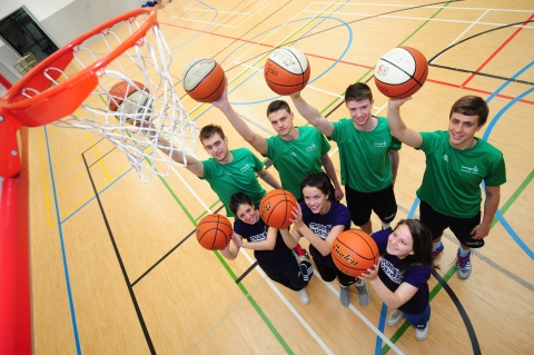 Derby College Sports Academies Nurture Young Talent