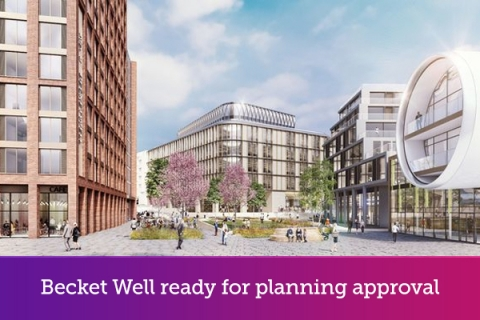 Becket Well ready for planning approval