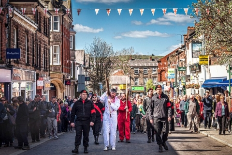 THE BELPER PASSION PLAY RETURNS