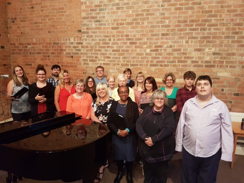 Sing Viva – Derbyshire Carers Choir Hits the Right Note for Darley Park