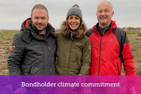 Marketing Derby Bondholder climate commitment