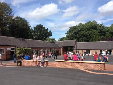 MARKEATON PARK AWARDED PRESTIGIOUS VISITOR ATTRACTION CERTIFICATE