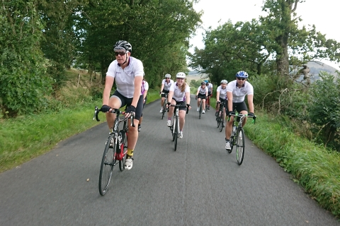 Coast To Coast Cyclists Support Viva's Work in Local Communities
