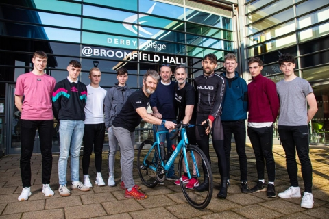 DCG Launches Cycling Performance Academy