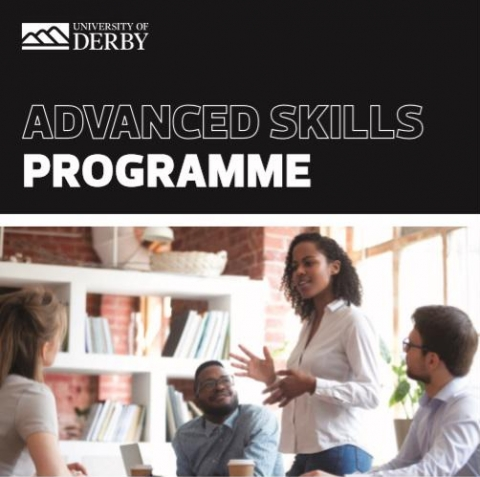 Discover the University of Derby's Advanced Skills Programme