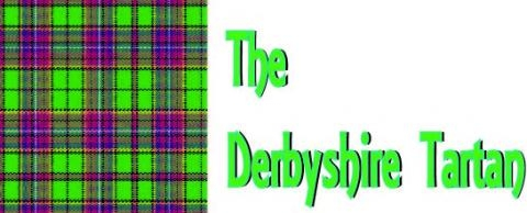 A new Derbyshire Tartan is soon to be revealed