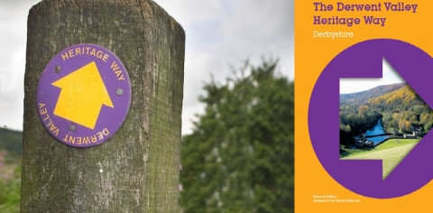 New guidebook to the Derwent Valley Heritage Way