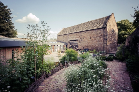 Wedding Open Day at Dronfield Barn