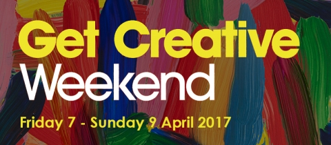 Get Creative Weekend - get involved