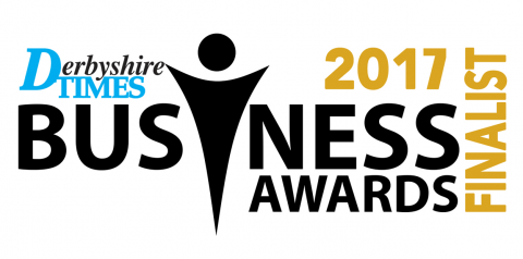 Gravity Digital are finalists in the Derbyshire Times Business Awards 2017