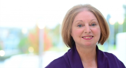 HIlary Mantel is originally from Derbyshire