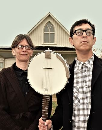 Americana duo Hungrytown to perform in Buxton