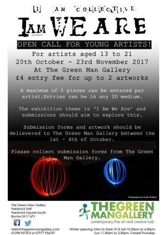 Open call exhibition opportunity