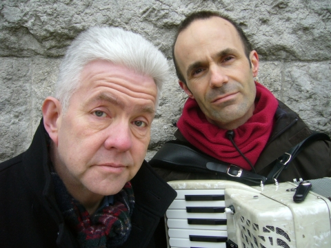 IAN MCMILLAN & LUKE CARVER GOSS : THE BELPER CONCERT