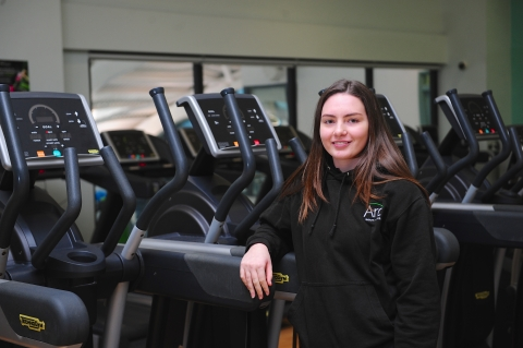 Derbyshire Dales leisure centres seek four more sporty apprentices